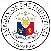 Canberra PE Seal - PNG File